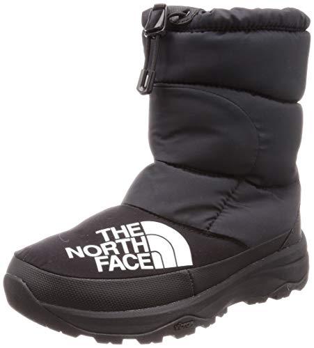 [ザ・ノース・フェイス] ブーツ ヌプシ ダウン ブーティー TNFブラック×ブラック 28 cm