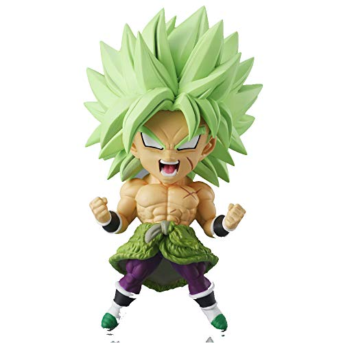 Dragon Ball Super- Figura Coleccionable Chibi Masters - Super Saiyan Broly