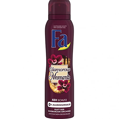 Fa Deospray Glamorous Moments 6er Pack (6 x 150 ml)