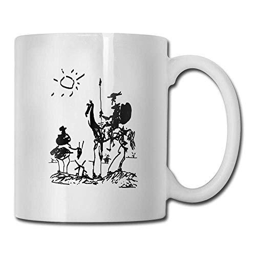 Taza de  Don Quijote