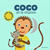 Coco et le chaton - Un livre + Un CD Audio - De 2 à 5 ans