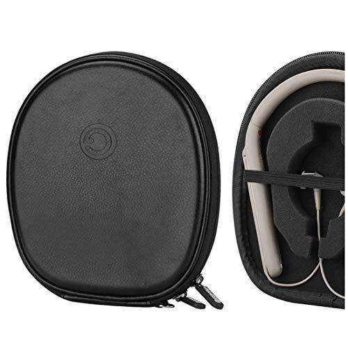 Geekria Tasche Kopfhörer für Sony WI-1000X H700 C400 Sbh70 EX750BT, LG HBS1100 HBS910 HBS900 HBS810 HBS500, Schutztasche für Headset Case, Hard Tragetasche