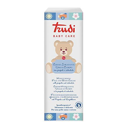 Trudi Baby Care Crema Idratante Viso e Corpo - 100 ml