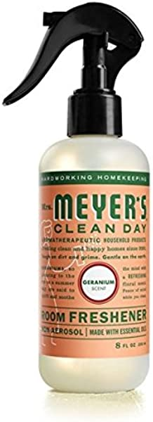 Mrs Meyer S Clean Day Geranium Room Freshener 8 Fl Oz
