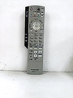 メーカー純正 保守パーツ 地上・BS・110度CSデジタルハイビジョンチューナーTU-MHD600用リモコン Panasonic [EUR7630ZG0]
