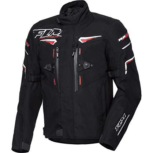 FLM motorjas met beschermers motor jas Sportief textieljasje 5.0, Heren, Sporters, Het hele jaar door, Textiel