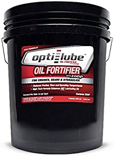Opti-Lube Oil Fortifier w/ ZDDP 5 Gallon Pail without Accessories