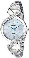 セイコーWomen 's sup263アナログDisplayアナログクオーツSilver Watch