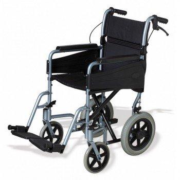 Silla de ruedas ligera aluminio 'Mini Transfer' Ancho 45cm