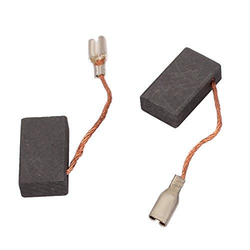 Aexit 1 Paar Elektrische Bohrmaschine 5mm x 9mm x 15mm Motor Kohlebürsten Ersatzteil