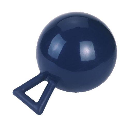 Kerbl 32399 Spielball Pferde, blau, 25 cm