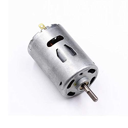 OHNE EG-BIANSU, 1pc High Torque 755 Motor 12V-24 High Speed DC Motor Bohrmaschine Power Tools D-Shaft Motor
