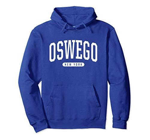 Oswego Hoodie Sweatshirt College University Style NY USA - Hoodie for Men and Woman.