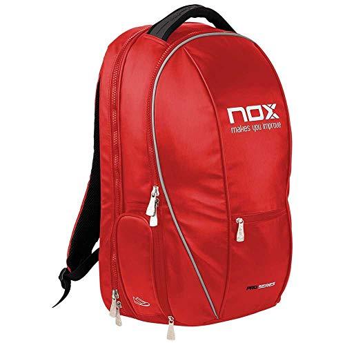 NOX Mochila Pro Series WPT roja
