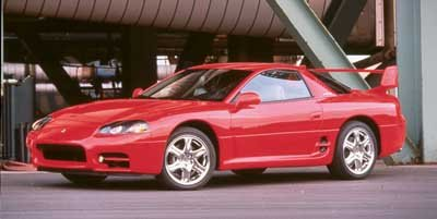 1999 Mitsubishi 3000GT, 2-Door GT Automatic Transmission ...