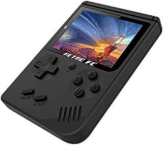 Anbernic Console de Jeu Portable, Console de Jeu Retro FC, Console de Jeu vidéo avec Jeux Classiques 3 Pouces 8 Bits 500 (...