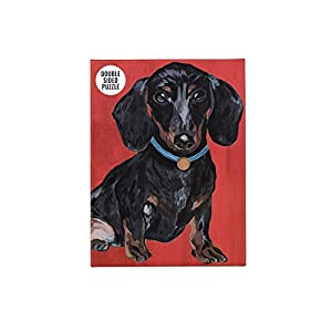 Jigsaw Puzzles for Adults Dog Dachshund