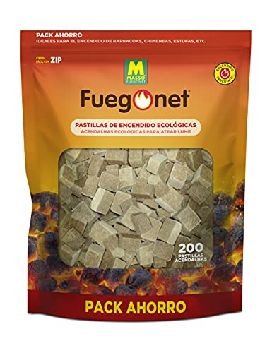 FUEGO NET Fuegonet 231281N Pastillas...