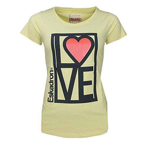 Eskadron B2B ESKADRON Fanatics Shirt Women NALA Slim-T, Yellow, M