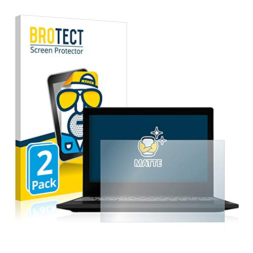 BROTECT 2X Entspiegelungs-Schutzfolie kompatibel mit Lenovo Chromebook Flex 3 11IGL Bildschirmschutz-Folie Matt, Anti-Reflex, Anti-Fingerprint