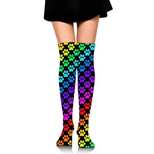 Womens Extra Long Socks Over Knee High Boot Sock Opaque Sydney Gay Lesbian Thigh High Stockings
