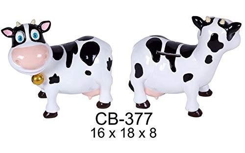 ROYMAR Vaca Crazy Cencerro Huchas Decorativas Muebles