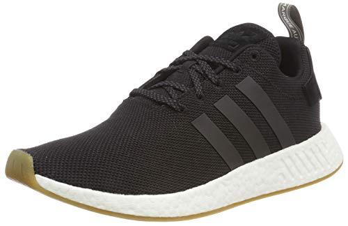 adidas Nmd_R2, Herren Sneaker, schwarz (Negbas/Neguti/Cartra), 44 EU
