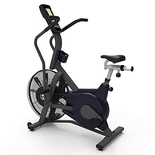 Scotfit Air Bike | Bicicleta estática para brazos y piernas | Bicicleta de fitness con resistencia al aire | Dispositivo de fitness para el hogar ⭐