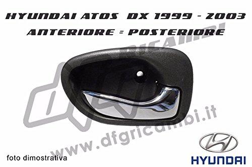 Poignée intérieure DX Hyundai Atos Prime 1999 – 2001 – 82620 – 02010