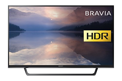Sony Bravia KDL32RE403 32-Inch HD Ready HDR TV (X-Reality PRO, USB HDD Recording), Black