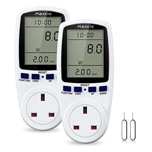 Maxcio 13A Electricity Power Monitor