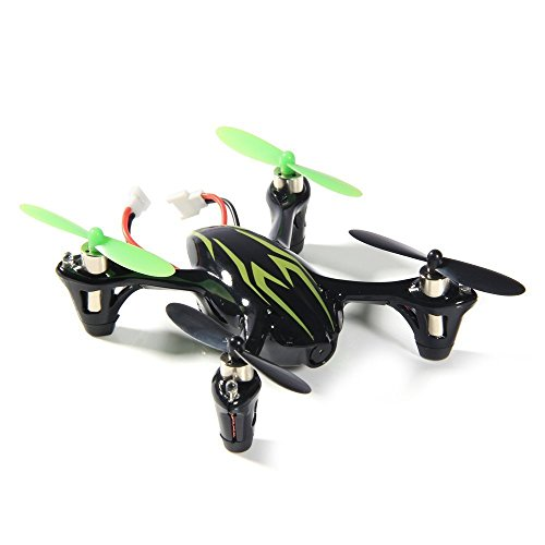 Hubsan X4 H107C Upgraded 2.4G 4CH RC Quadcopter With 2MP Camera RTF by fenvi