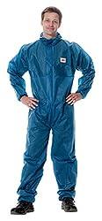 3M 4500B4XL protective suit 4500, size 4X-Large, blue
