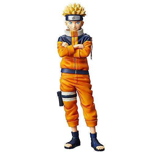 Banpresto 38915/ 10172 Naruto Grandista Shinobi Relations Uzumaki Naruto #2 Figure