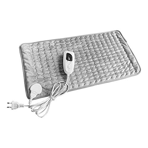 QAZWSXD Electric Heated Blanket Heating Pad Back Pad Heating Small Electric Blanket 110/220V Eu/Us/Au/Uk Plug Ectric Blanket Usplug 01
