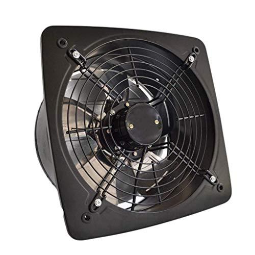 Badlüfter, Abluftventilator Badezimmer-Extraktor-Lüfter, Küchenabzugsventilator-Fan-Wandtyp 16-Zoll-Küchenbereich, Industriequalität High Power Belüftung Lüfter Axial-Fließventilator 400mm