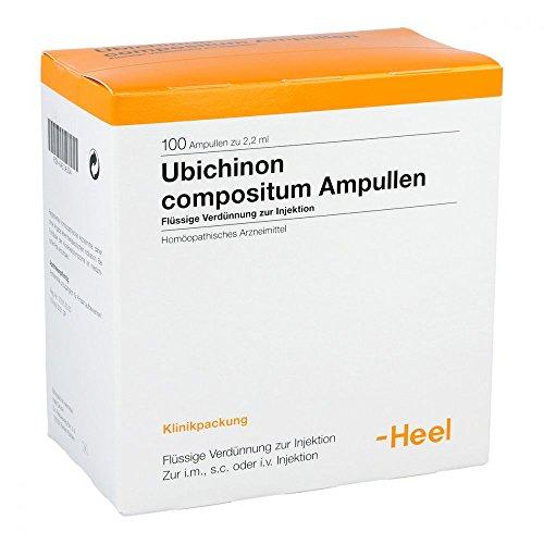UBICHINON comp.Ampullen 100 St