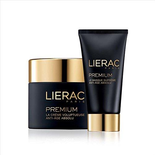 Lierac Cofanetto Premium Anti-Età Globale Crema Ricca + Machera Suprema