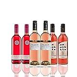 Premium Rosé Wine Mixed