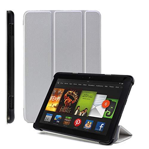 COOVY Funda Ultra Delgada para Amazon Kindle Fire HD 8 (10....