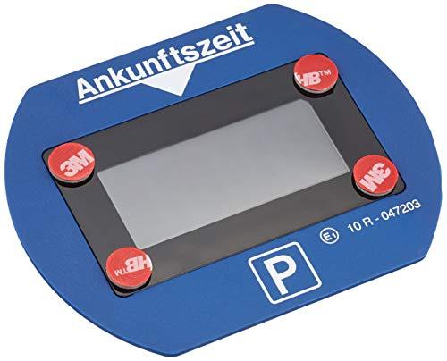 Needit PARK LITE 1411 Vollautomatische Parkscheibe, CR 2450 Knopfzelle inkl., blau