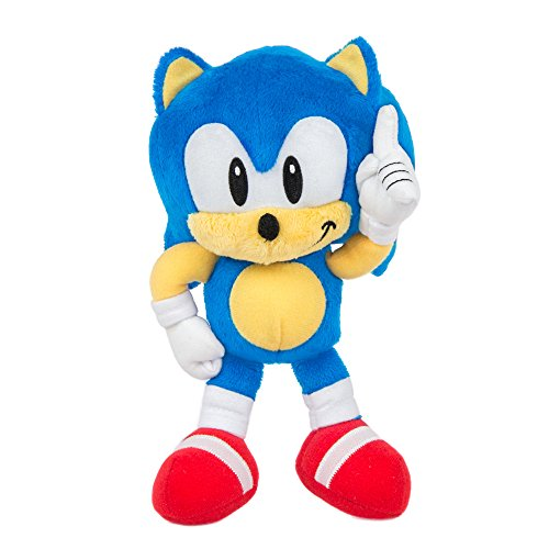Sonic Tomy Collector Series Small Classic Plush, 8'