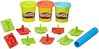 Play Doh Fun with Numbers - 16 Pieces