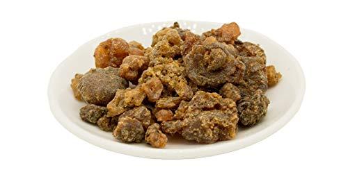Jeomra Myrrhe aus Somalia - 1. Qualität und nachhaltig - Commiphora Myrrha - 25-250 Gramm (25 Gramm)