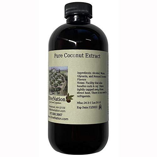 olive nation vanilla extract - 8