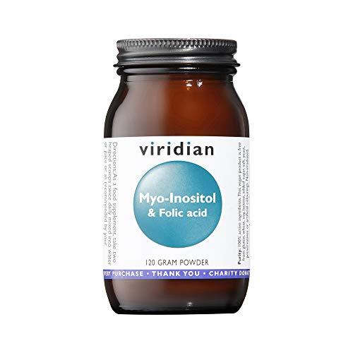 Viridian Myo-Inositol & Acido Folico 100 ml