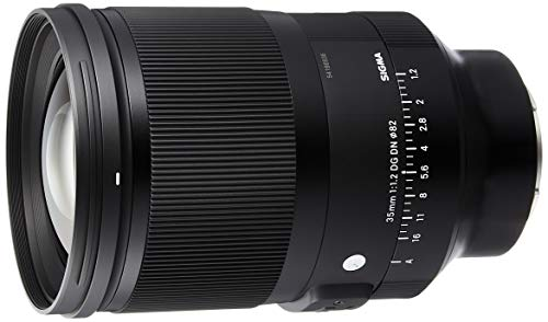 Sigma 35mm F1,2 DG DN Art Objektiv für Sony-E Objektivbajonett