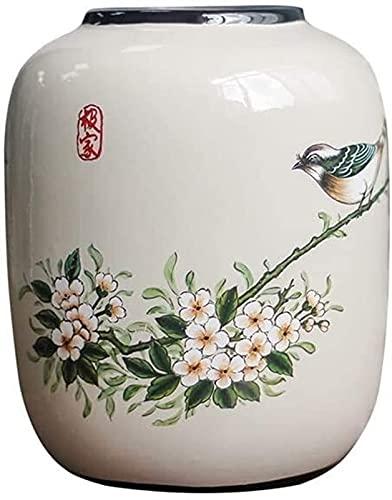 Vase Dekoration Home Keramik Dekoration Wohnzimmer Couchtisch Esstisch Porch TV Kabinett Kreative Blume Anordnung 20x16cm JXLBB
