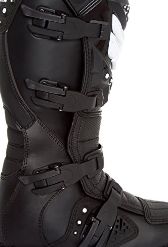 Fly Racing Motocross-Stiefel Maverik Schwarz Gr. 46 - 4