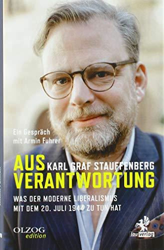 Buchseite und Rezensionen zu 'Aus Verantwortung' von Karl Graf Stauffenberg
